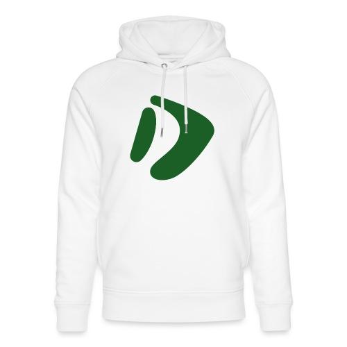 Logo D Green DomesSport - Unisex Bio-Hoodie von Stanley & Stella