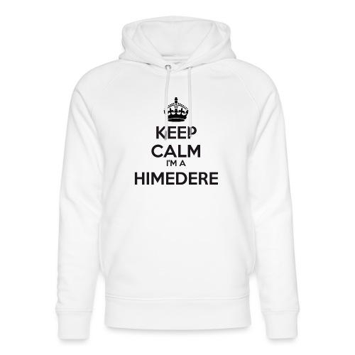 Himedere keep calm - Unisex Organic Hoodie by Stanley & Stella