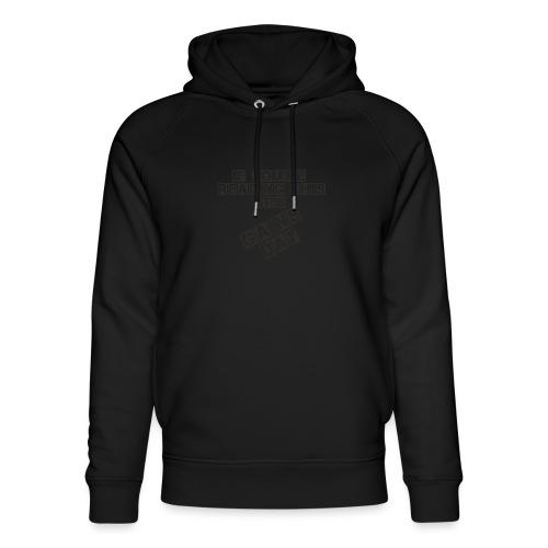 gainsday - Stanley & Stella unisex hoodie af økologisk bomuld