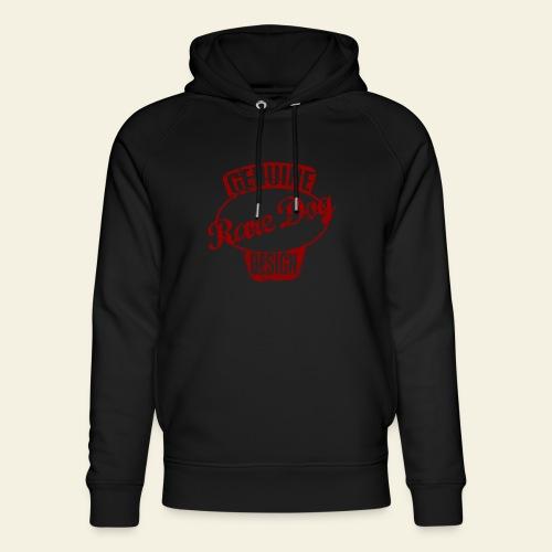 raredogdesign - Stanley & Stella unisex hoodie af økologisk bomuld