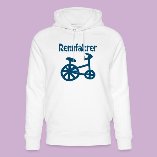 RENNFAHRER DREIRAD - Unisex Bio-Hoodie von Stanley & Stella
