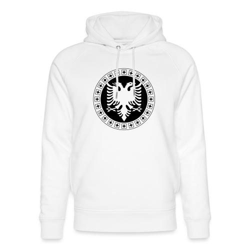 Albanien Schweiz Shirt - Unisex Bio-Hoodie von Stanley & Stella
