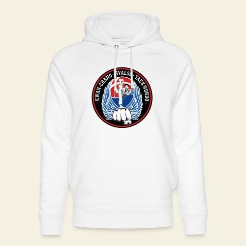 hvalsoetkd logo - Stanley & Stella unisex hoodie af økologisk bomuld