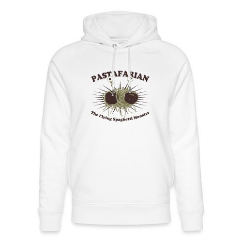 The Flying Spaghetti Monster - Unisex Organic Hoodie by Stanley & Stella