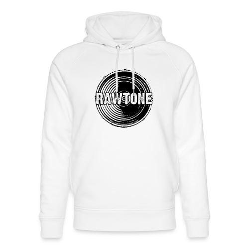 Rawtone Records logo - Unisex Organic Hoodie by Stanley & Stella