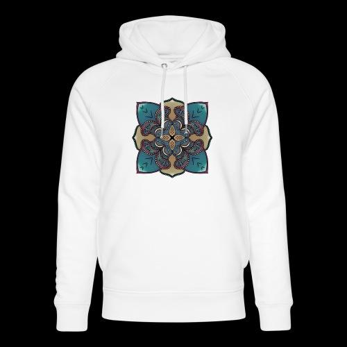 cute Mandala style design - Unisex Organic Hoodie by Stanley & Stella
