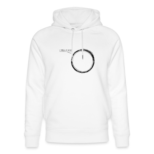 I ended up in pop - Unisex Bio-Hoodie von Stanley & Stella
