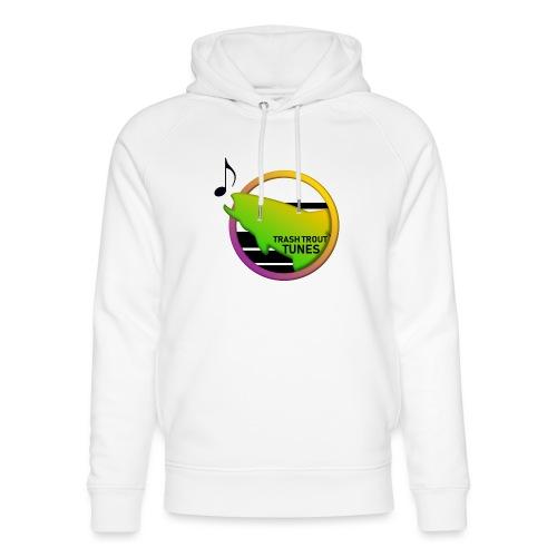 Trash Trout Tunes - Stanley & Stella unisex hoodie af økologisk bomuld