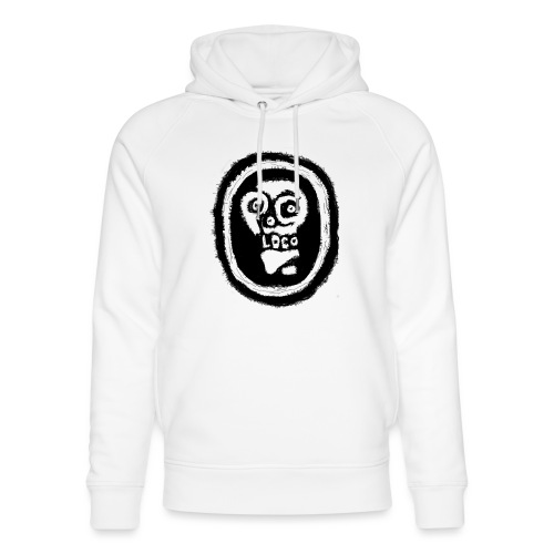 Poco Loco..its got a ring to it - Unisex Organic Hoodie by Stanley & Stella