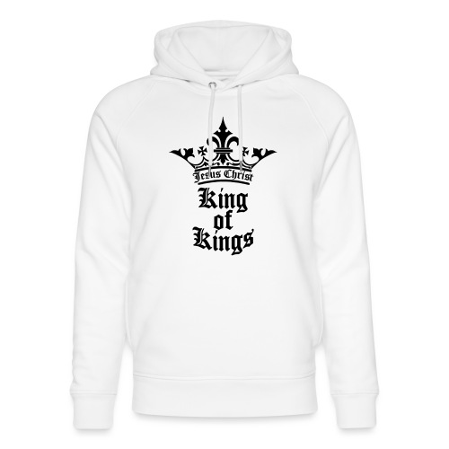king_of_kings - Unisex Bio-Hoodie von Stanley & Stella