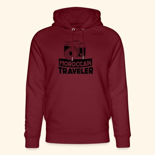 Moroccan Traveler - Sweat à capuche bio Stanley & Stella unisexe