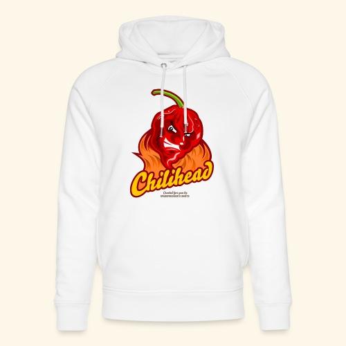 Chili Design Cartoon Chilihead | Grill T-Shirts - Unisex Bio-Hoodie von Stanley & Stella