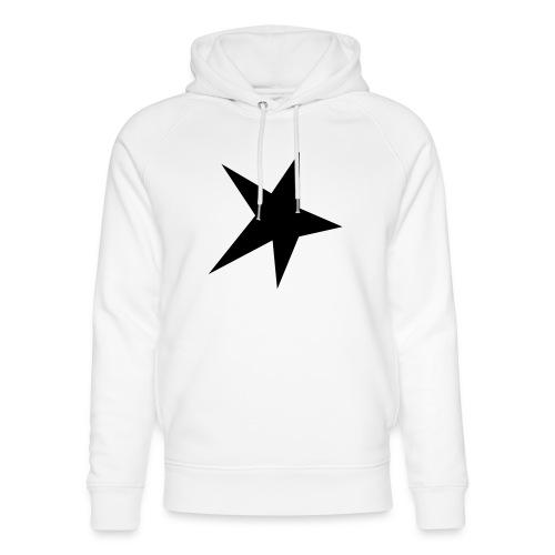 star_twinkle_twinkle - Uniseks bio-hoodie van Stanley & Stella