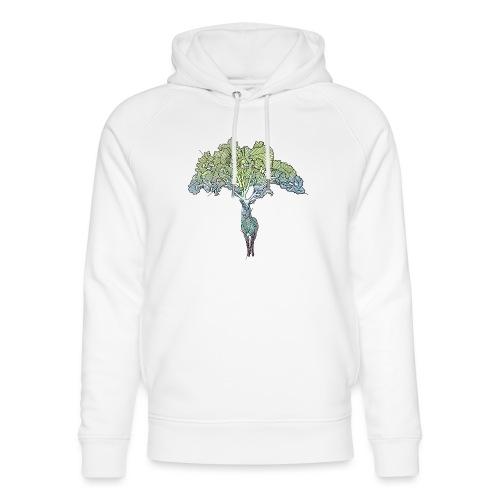 Treedeer - Unisex Organic Hoodie by Stanley & Stella
