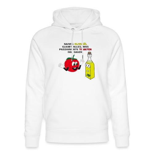 Tomate und Olivenöl - Unisex Bio-Hoodie von Stanley & Stella