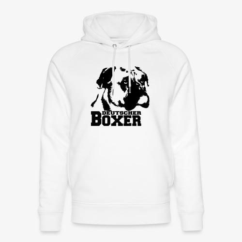Deutscher Boxer - Unisex Bio-Hoodie von Stanley & Stella