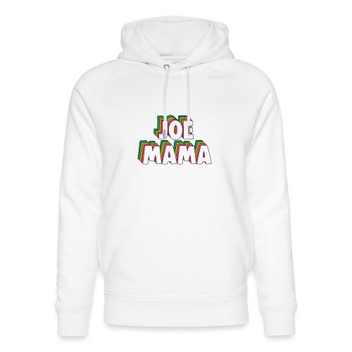JOEMAMA - Unisex Organic Hoodie by Stanley & Stella