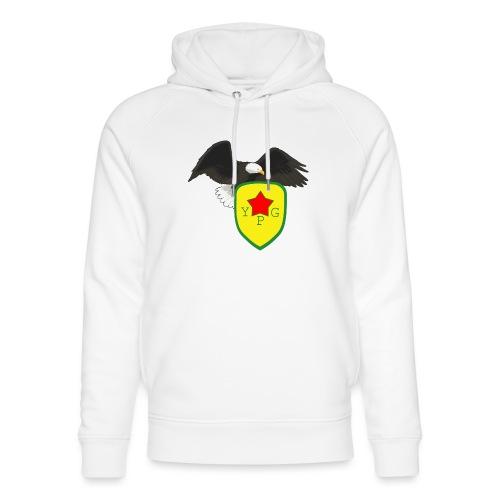 Mens Support YPG Hoodie - Stanley & Stellan unisex-luomuhuppari