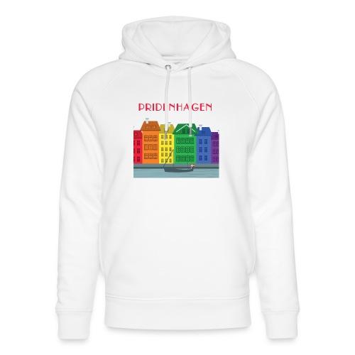 PRIDENHAGEN NYHAVN T-SHIRT - Stanley & Stella unisex hoodie af økologisk bomuld