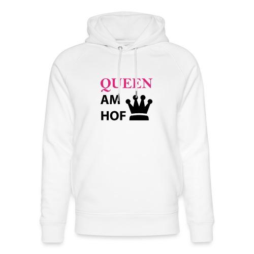 Queen am Hof - Unisex Bio-Hoodie von Stanley & Stella