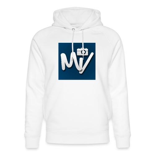 Maxvlogs T-shirt - Uniseks bio-hoodie van Stanley & Stella