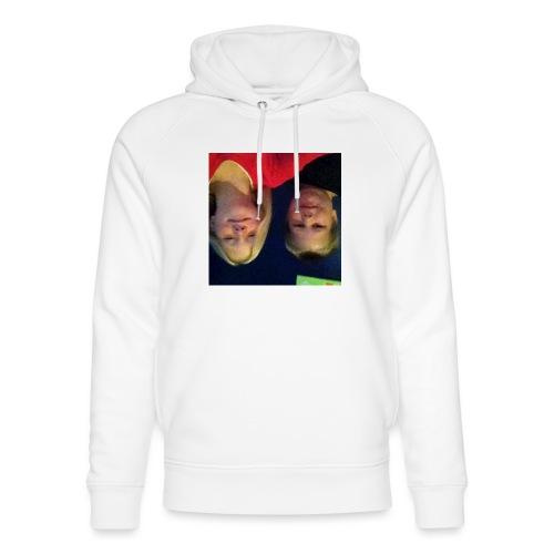 Gammelt logo - Stanley & Stella unisex hoodie af økologisk bomuld