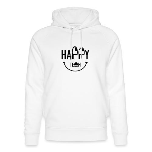 Happy Team - Felpa con cappuccio ecologica unisex di Stanley & Stella
