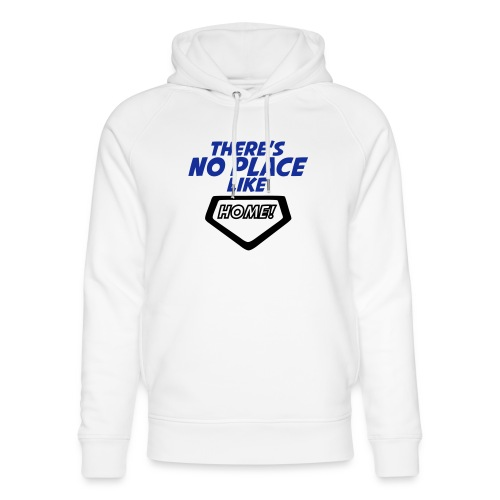 There´s no place like home - Unisex Organic Hoodie by Stanley & Stella