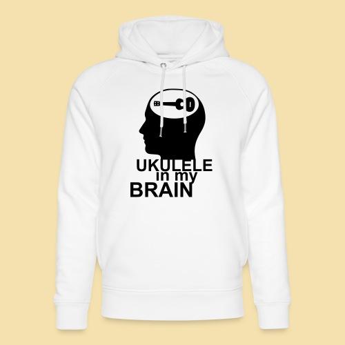 Ukulele in my brain - Unisex Bio-Hoodie von Stanley & Stella