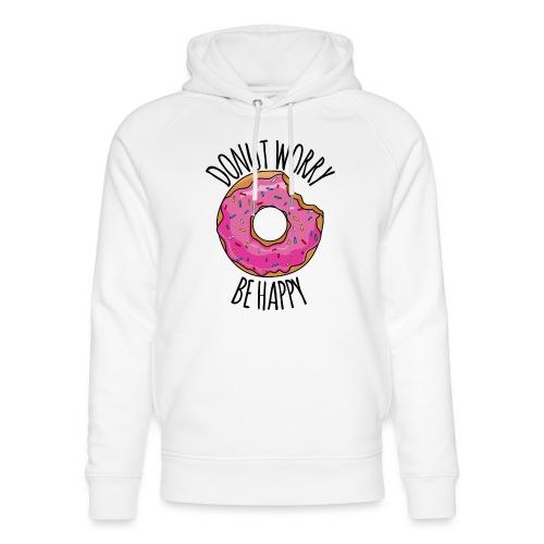 Donut worry - Unisex Bio-Hoodie von Stanley & Stella