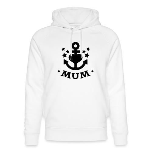 Anker Mummy - Unisex Bio-Hoodie von Stanley & Stella