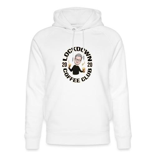 Lockdown Coffee Club 2020 - Unisex Organic Hoodie by Stanley & Stella