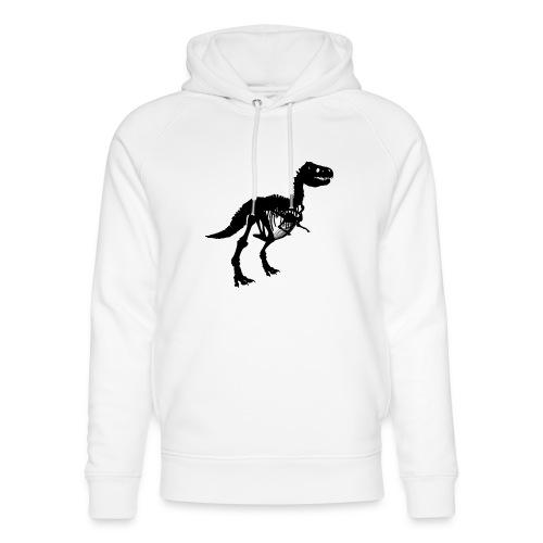 tyrannosaurus rex - Unisex Bio-Hoodie von Stanley & Stella