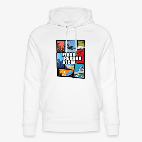 Ultimate Video Game - Unisex Organic Hoodie by Stanley & Stella