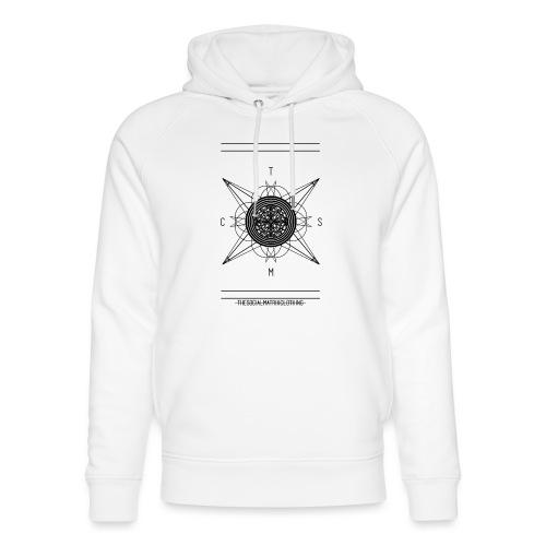 DE PIONEER - Uniseks bio-hoodie van Stanley & Stella