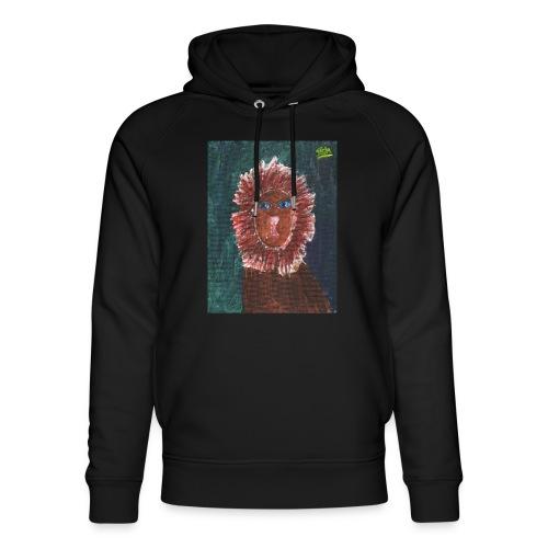 Lion T-Shirt By Isla - Unisex Organic Hoodie by Stanley & Stella
