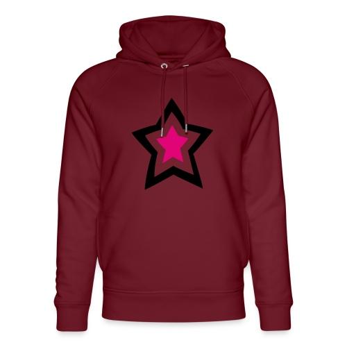 lucky star - Unisex Bio-Hoodie von Stanley & Stella