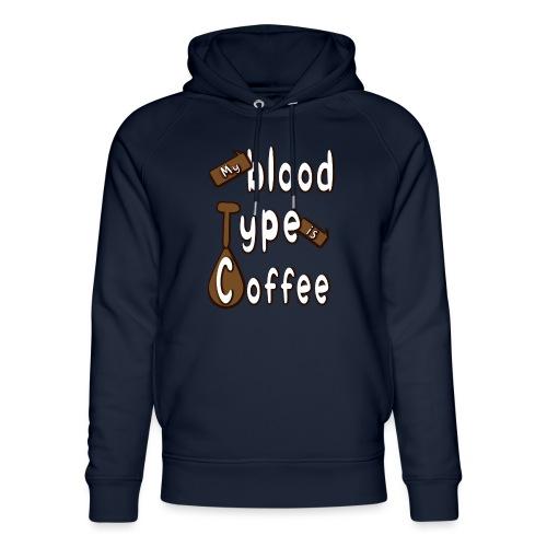 Blood Coffee - Stanley & Stellan unisex-luomuhuppari