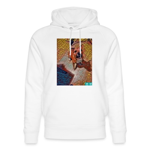 Foxy in kleur - Uniseks bio-hoodie van Stanley & Stella