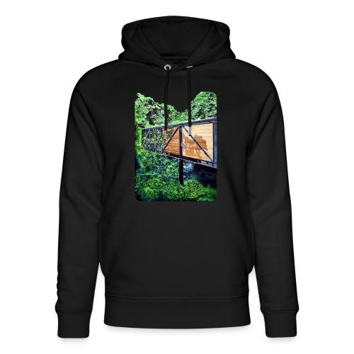 by Eamon O'Kane - Stanley & Stella unisex hoodie af økologisk bomuld
