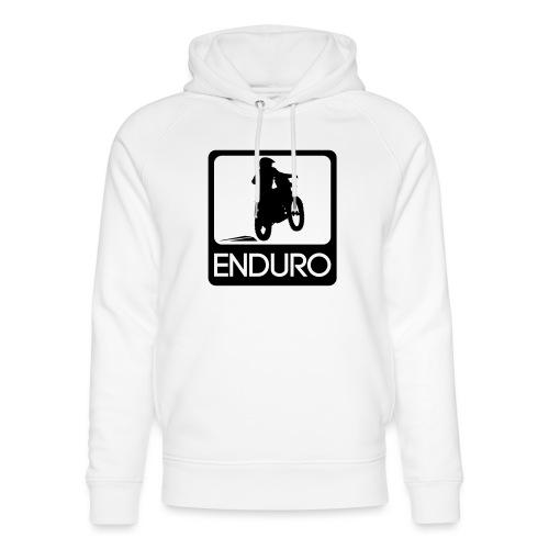Enduro Rider - Unisex Bio-Hoodie von Stanley & Stella