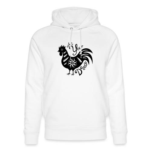 Cock Daddy - Uniseks bio-hoodie van Stanley & Stella