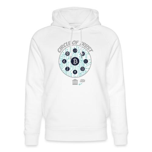 BITCOIN Circle of Trust | IOTA, Monero, Litecoin - Unisex Bio-Hoodie von Stanley & Stella