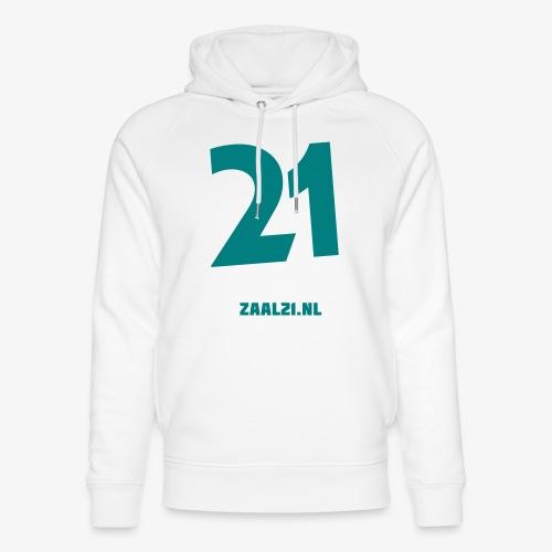 zaal-achterkant - Uniseks bio-hoodie van Stanley & Stella