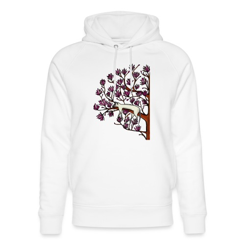Magnolia - Ekologisk luvtröja unisex från Stanley & Stella
