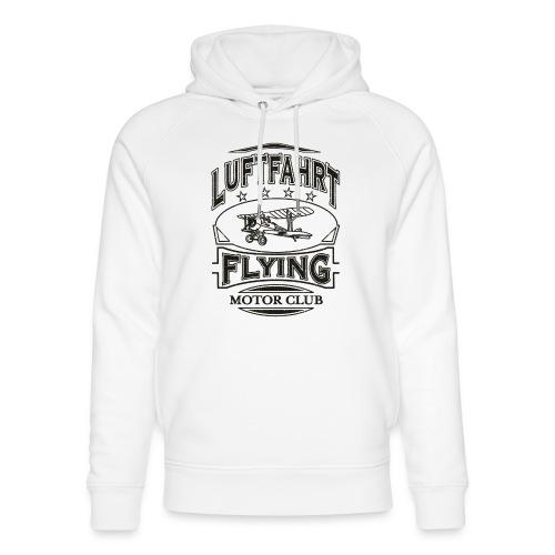 Luftfahrt Flieger Motor Club - Unisex Bio-Hoodie von Stanley & Stella