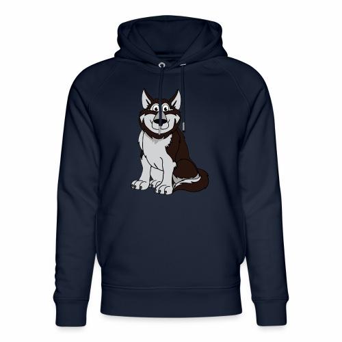 Husky - Unisex Bio-Hoodie von Stanley & Stella