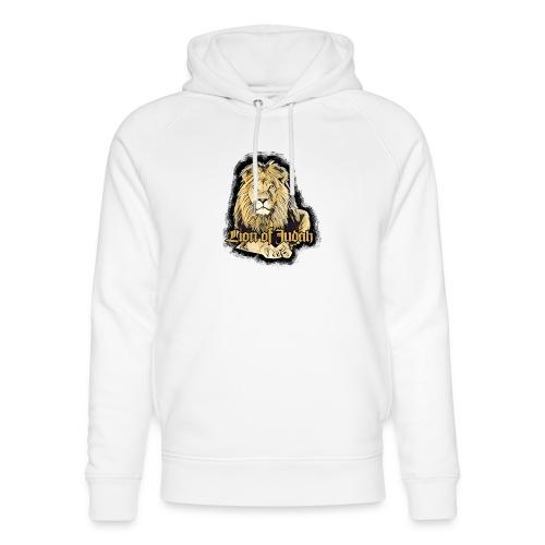 Lion of Judah - Rastafarai - Unisex Bio-Hoodie von Stanley & Stella
