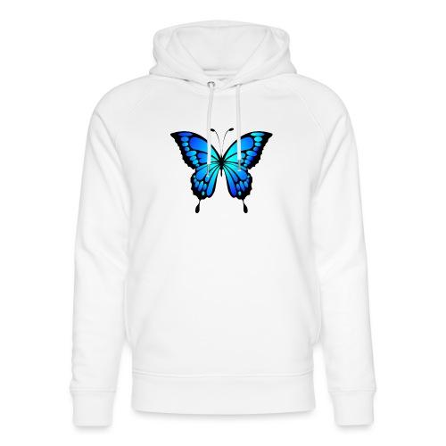 Mariposa - Sudadera con capucha ecológica unisex de Stanley & Stella