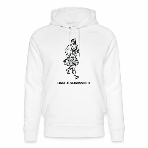 Lange Afstandsschot - Uniseks bio-hoodie van Stanley & Stella